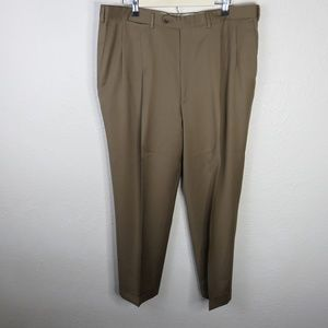 Ermenegildo Zegna Wool Dress Pants Men's - 42